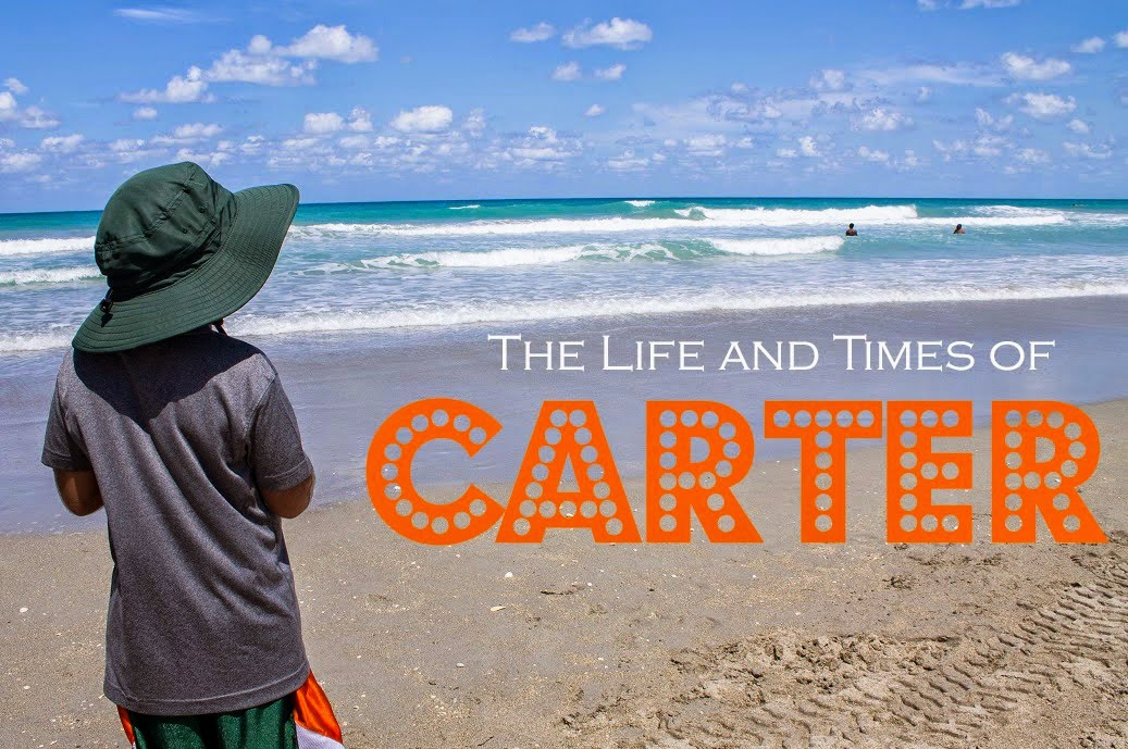 The Life and Times of Carter