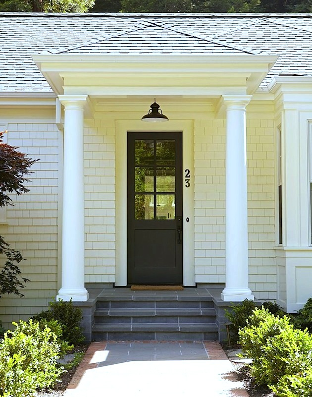 Savor home home tour a mill valley remodel for Front door johnson valley