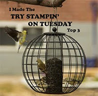 Try Stampin' on Tuesday Top 3