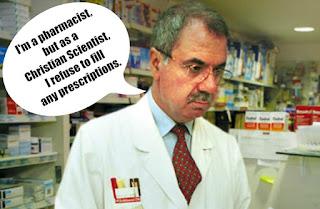 No prescription for you.