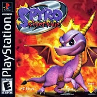 Download game PS1 Spyro 2 Riptos Rage