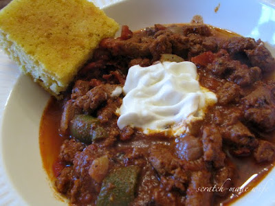 low-carb chili recipe