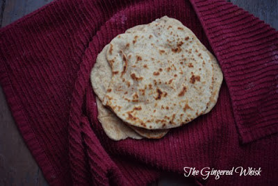 Sourdough Naan Recipe (Sourdough Surprises)