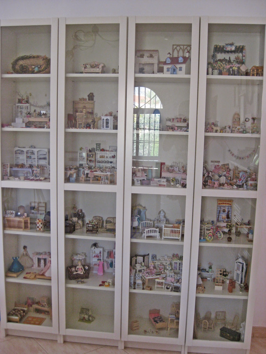 Make it small miniatures overflow - Difference shell house turnkey ...
