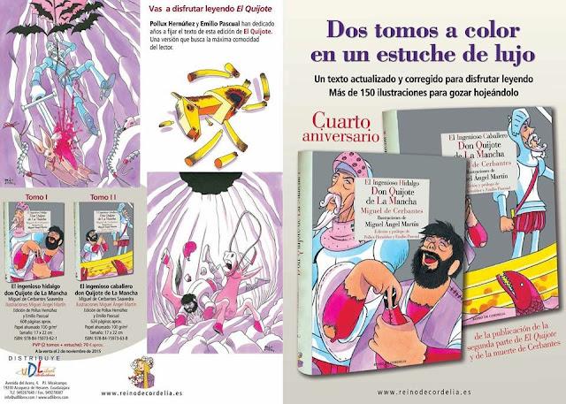 Quijote de Miguel Angel Martin