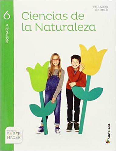 Ciencias de la Naturaleza 6º