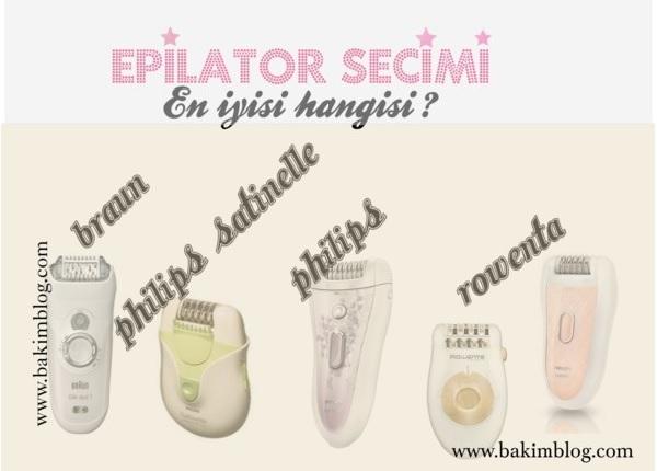 epilator epilasyon cihazi aleti epilation blog