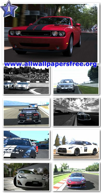 100 Amazing Gran Turismo 5 HD Wallpapers 2560 X 1600 Px