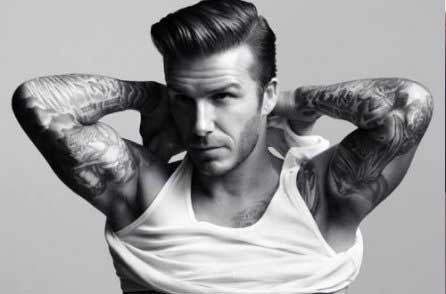 Beckham Tattoo