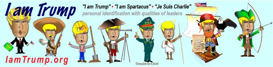 I Am Trump