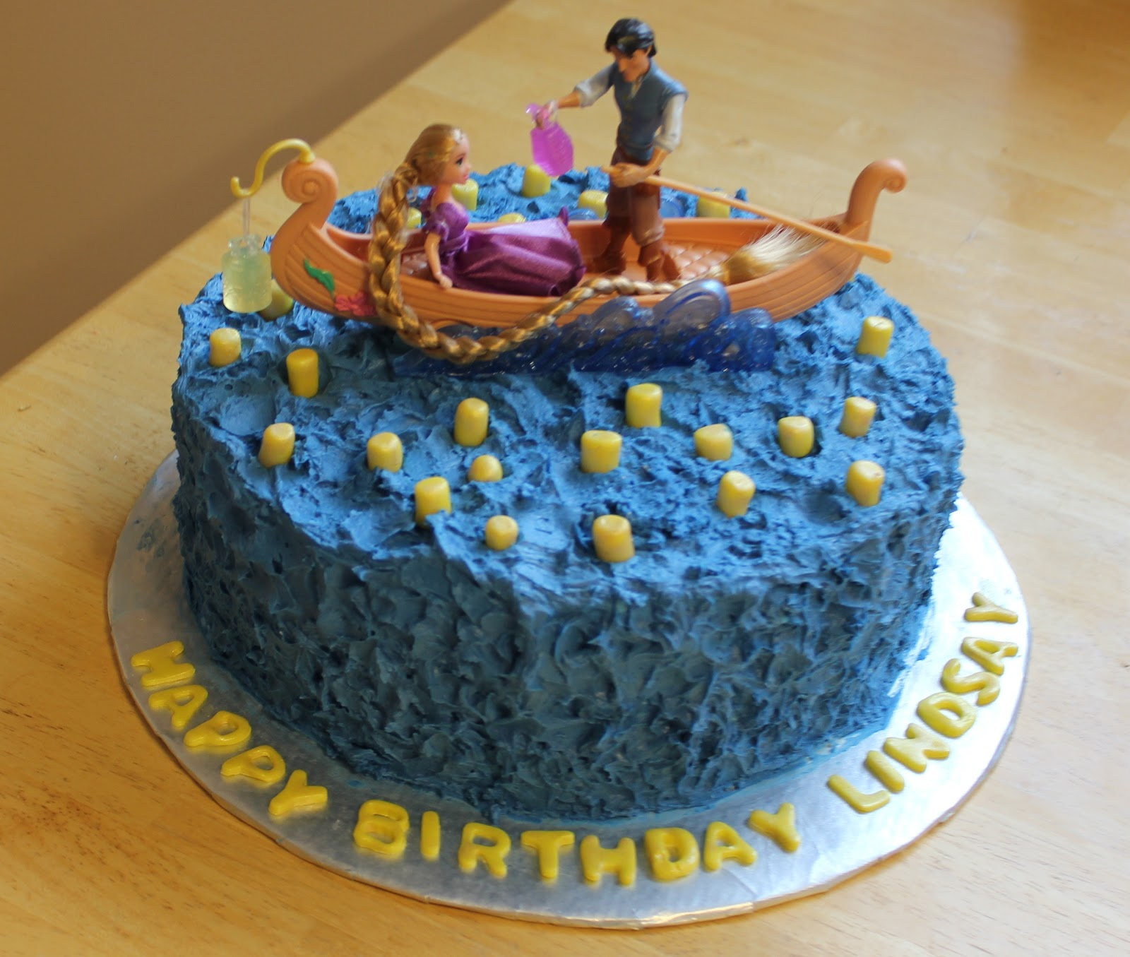 Cakes by Tracy: Tangled!