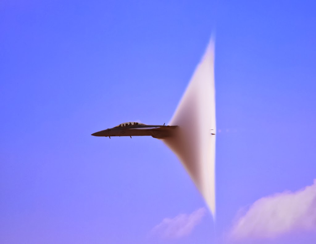 F-15 Sonic Boom