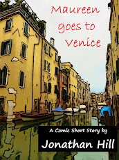 Maureen goes to Venice
