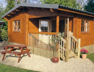 Oat Hill Farm Lodges in Dorset