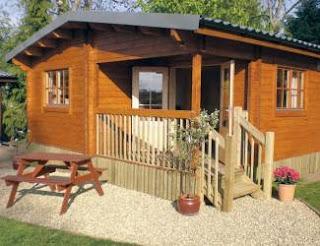 Oat Hill Farm Lodges in Dorset