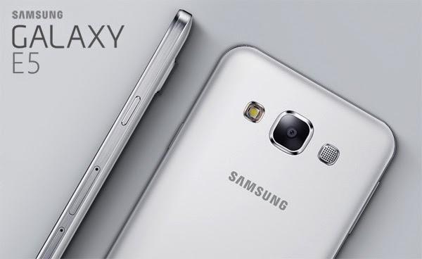 Samsung galaxy e5 slot