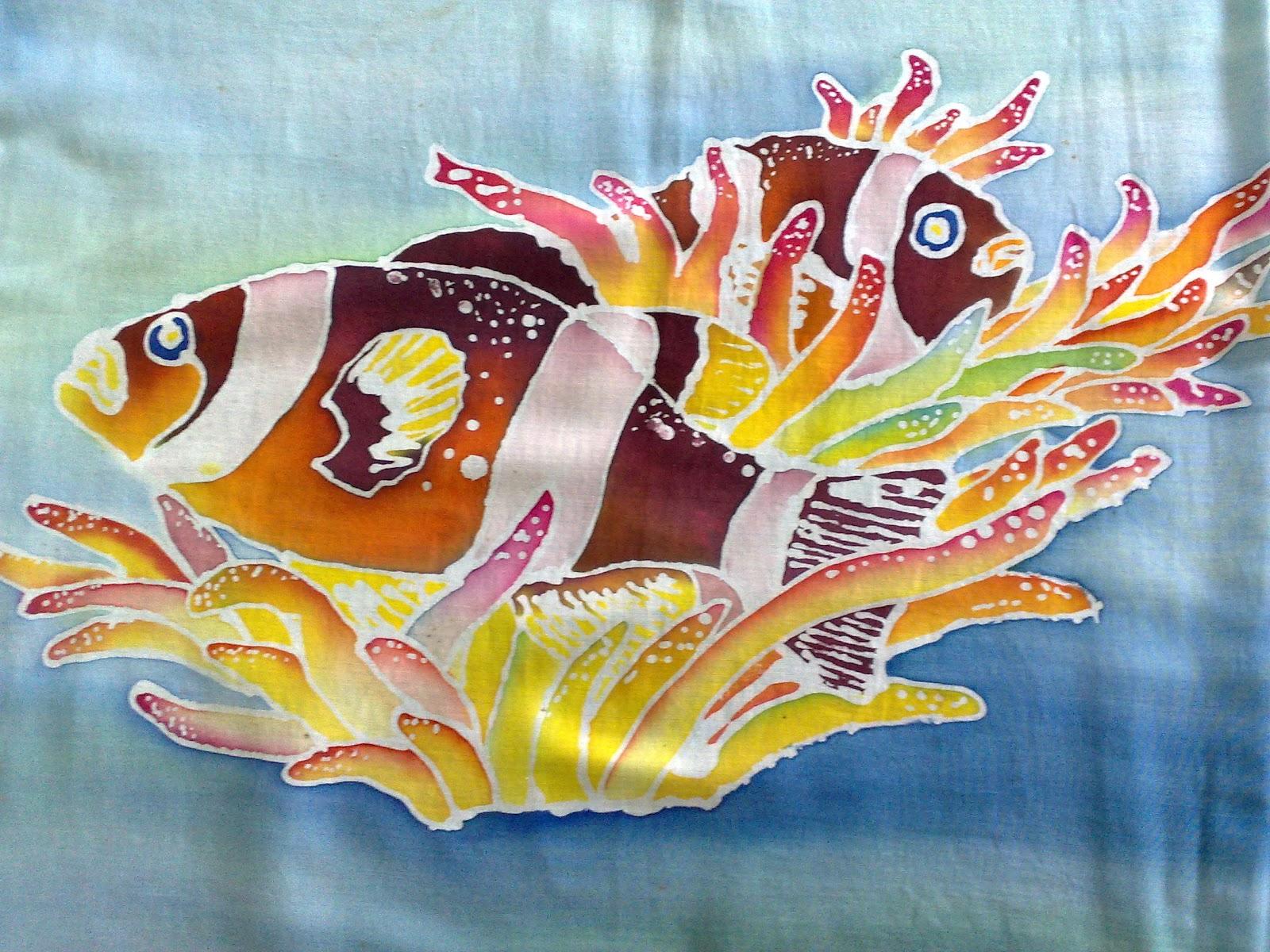 Dawn in Phuket: Phuket Batik - Clothes and Textiles