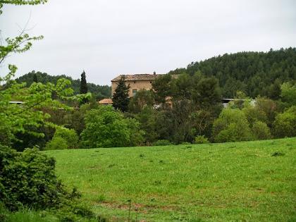 La masia de Can Burgaroles