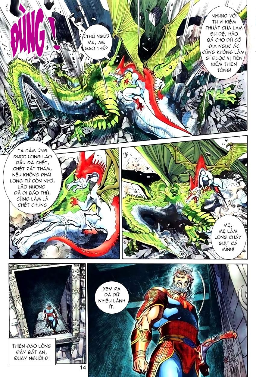Thần binh huyền kỳ 3 - 3.5 Chapter 73 - Hamtruyen.vn