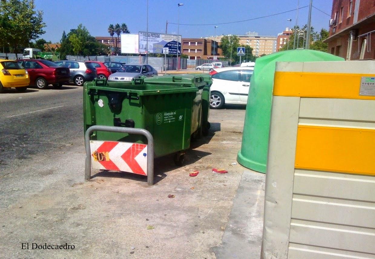 Ayuntamiento recogida de muebles las palmas