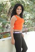 Actress Vrushali Sizzling Photo shoot-thumbnail-18