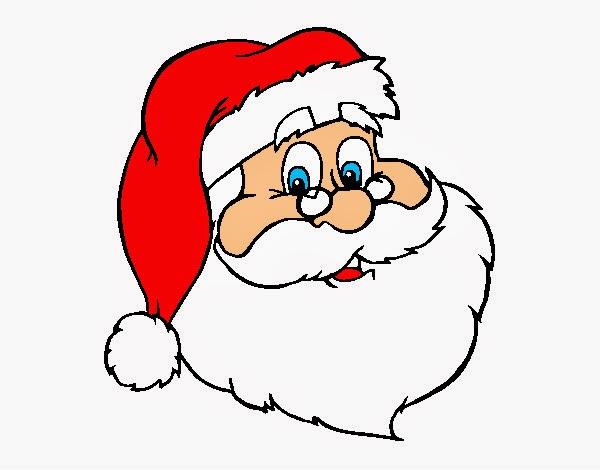 Dibujos de Papá Noel ~ Dibujos para Niños