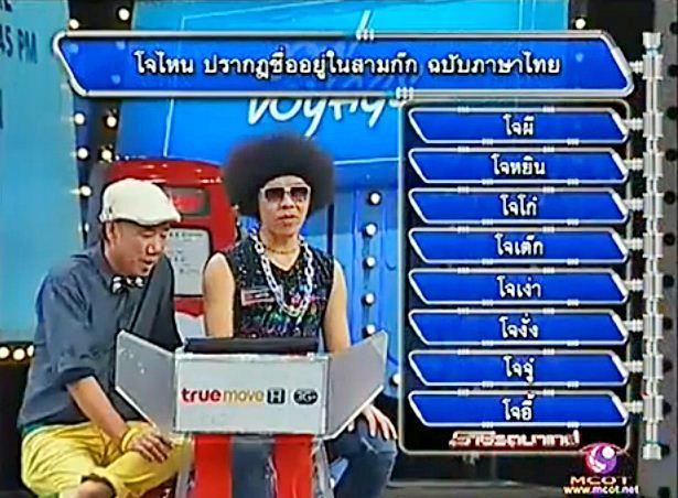 โจไหน ปรากฏชื่ออยู่ในสามก๊กฉบับภาษาไทย