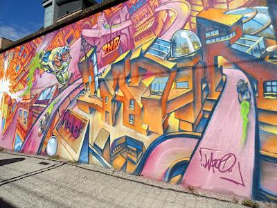 graffiti Lazoo