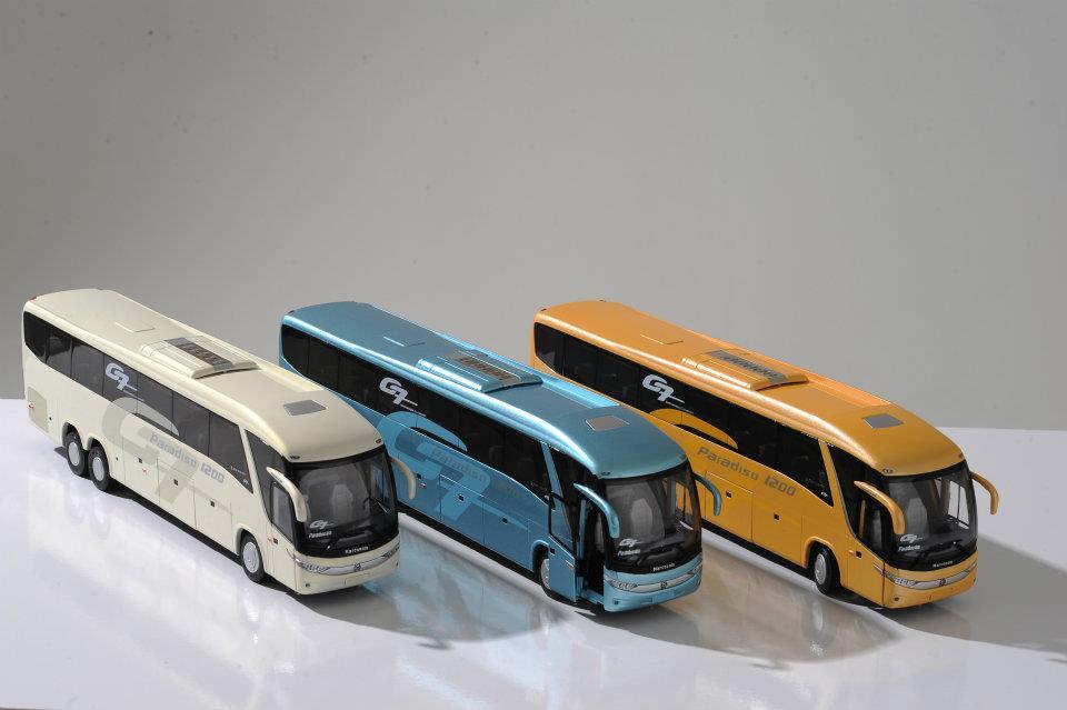 Aparador Vintage Maison Du Monde ~ Marcopolo disponibiliza em seu site a venda de miniaturas de metal u00d4nibus da Paraíba