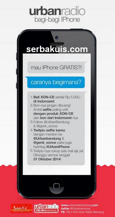 Kontes Twitpic Berhadiah iPhone