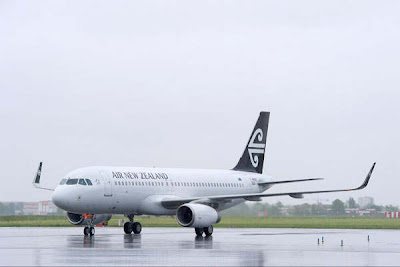 Air New Zealand Airbus A320 Sharklet