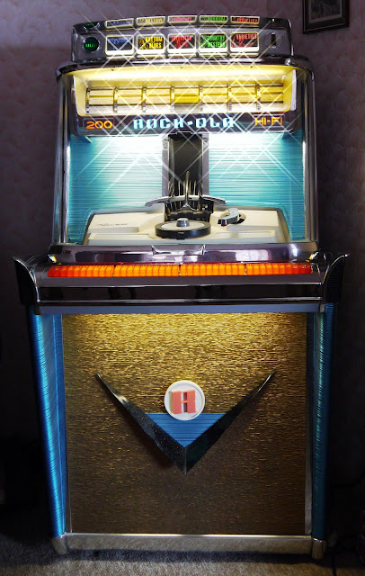 'Rockola Tempo' 1959 Jukebox