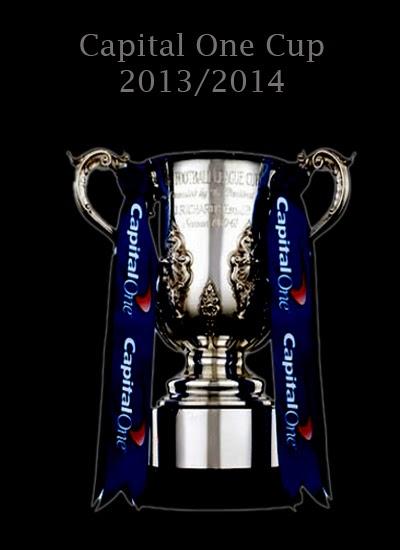 Capital One Cup Quarter finals 2013, League Cup Quarter finals 2013