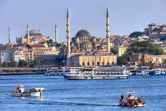 Destinasi Pelancongan Popular 2013 - Istanbul
