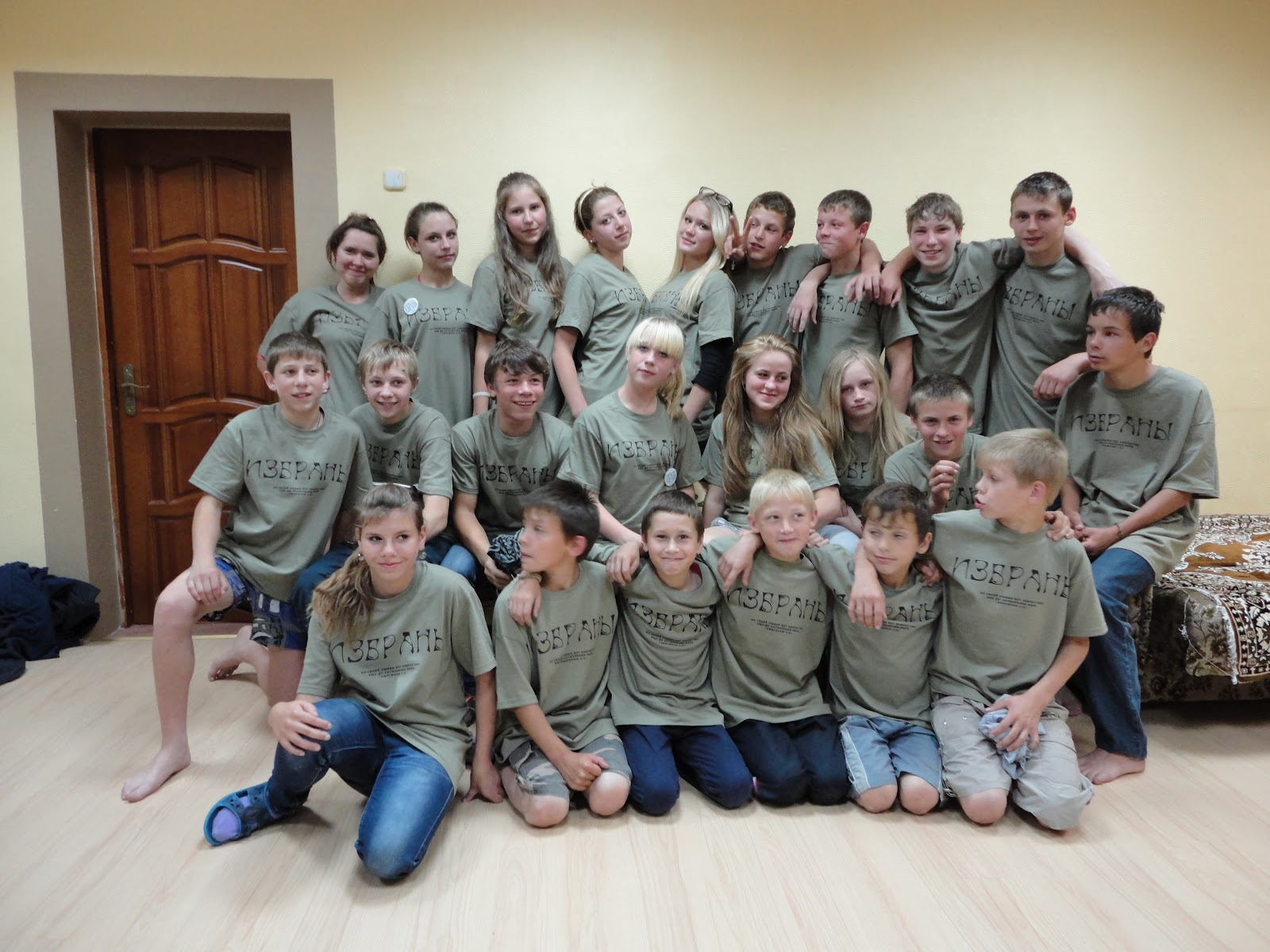 The Tale of Kolosok is for children and not only