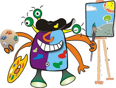 La mirada de velazquez el protagonista del aula primaria - Busco trabajo de pintor en madrid ...