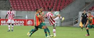 Náutico 5 x 0 Sampaio Corrêa: Veja os gols da partida