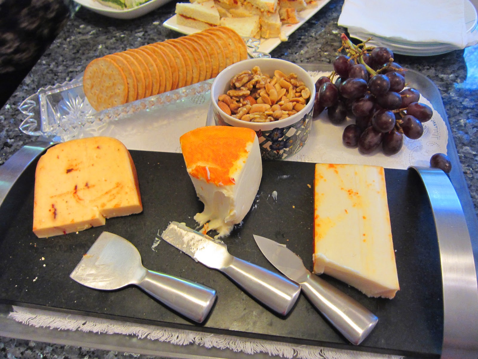 Tasty eating parsi party - Can i eat port salut cheese when pregnant ...