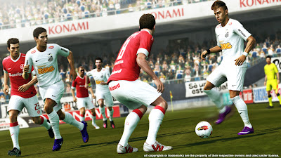 PES 2013 screenshot [5]