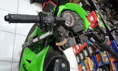 speedometer Kawasaki Athlete