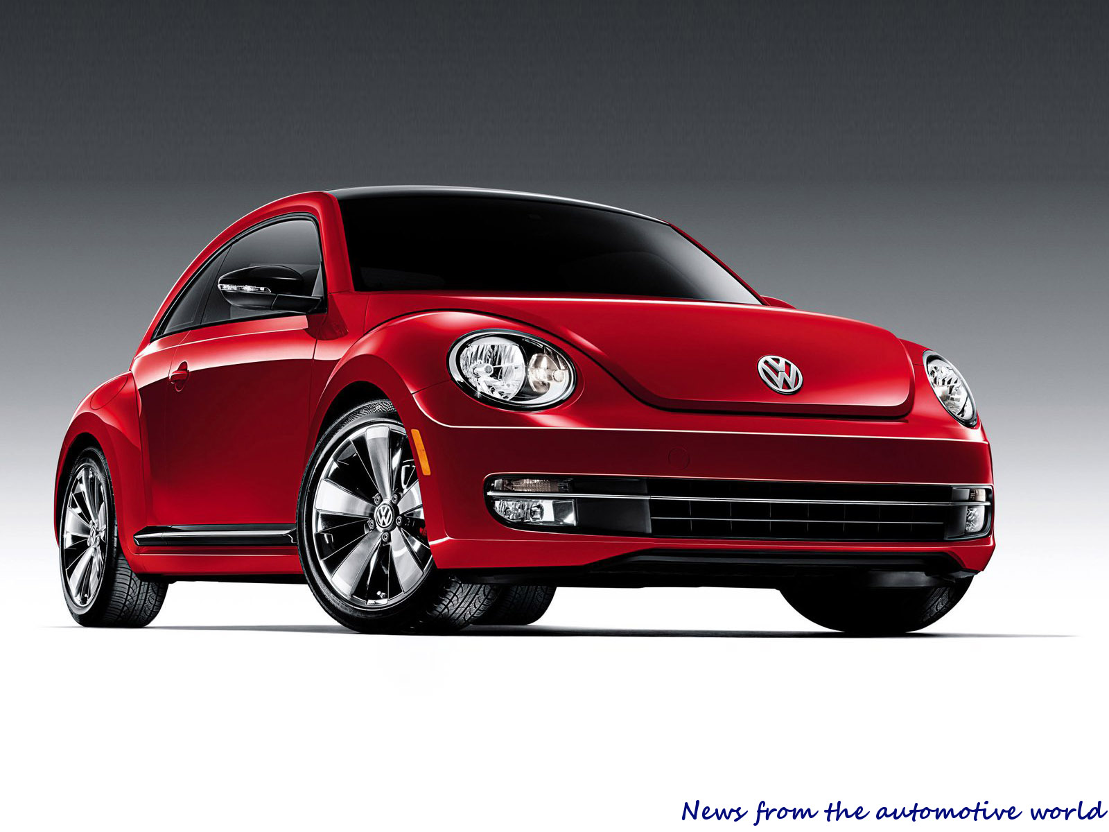 2011 volkswagen beetle turbo news from the automotive world. Black Bedroom Furniture Sets. Home Design Ideas