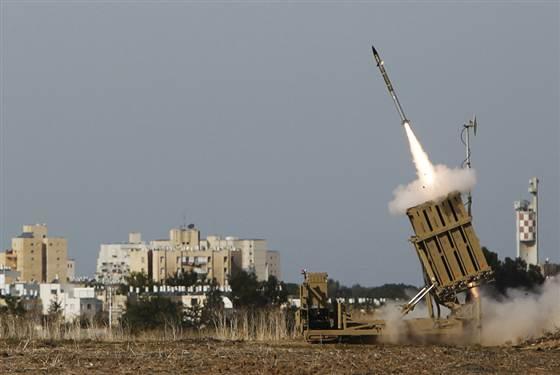Iron Dome, Sistem Pertahanan Anti Roket Israel