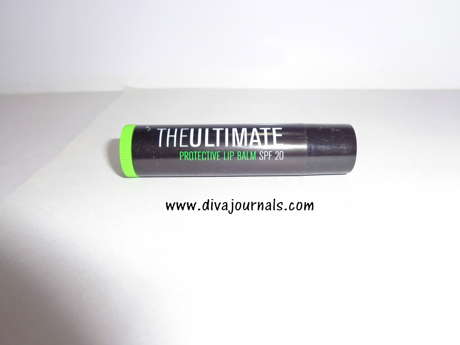 Garnier Men Lip Balm SPF 20 Review