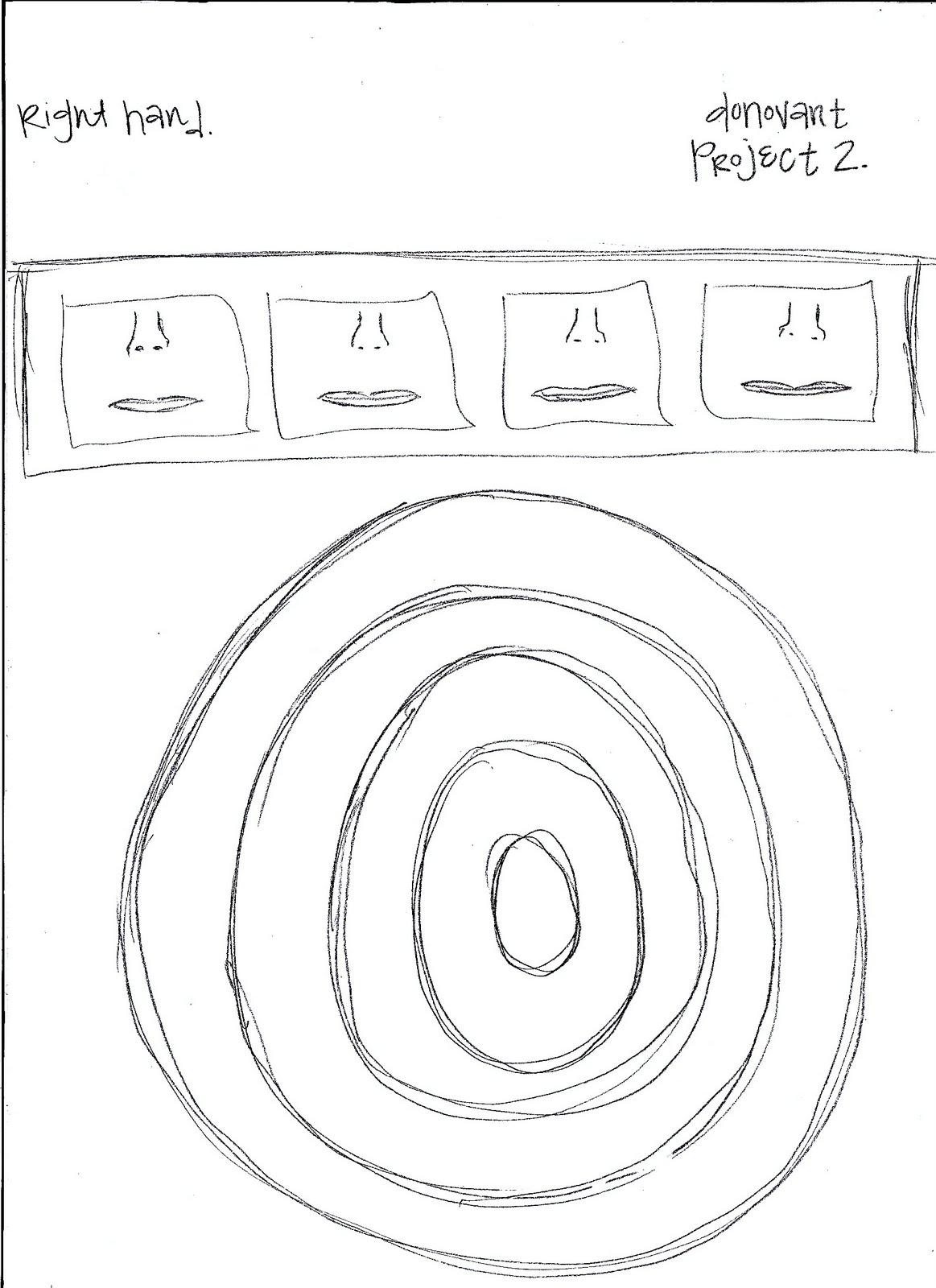 Contour Line Drawing Of Mona Lisa : Mona lisa contour drawing