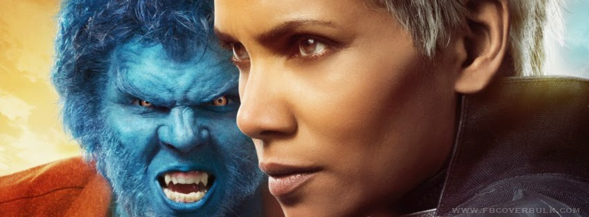 X Men Days Of Future Past Halle Berry Facebook Timeline Cover