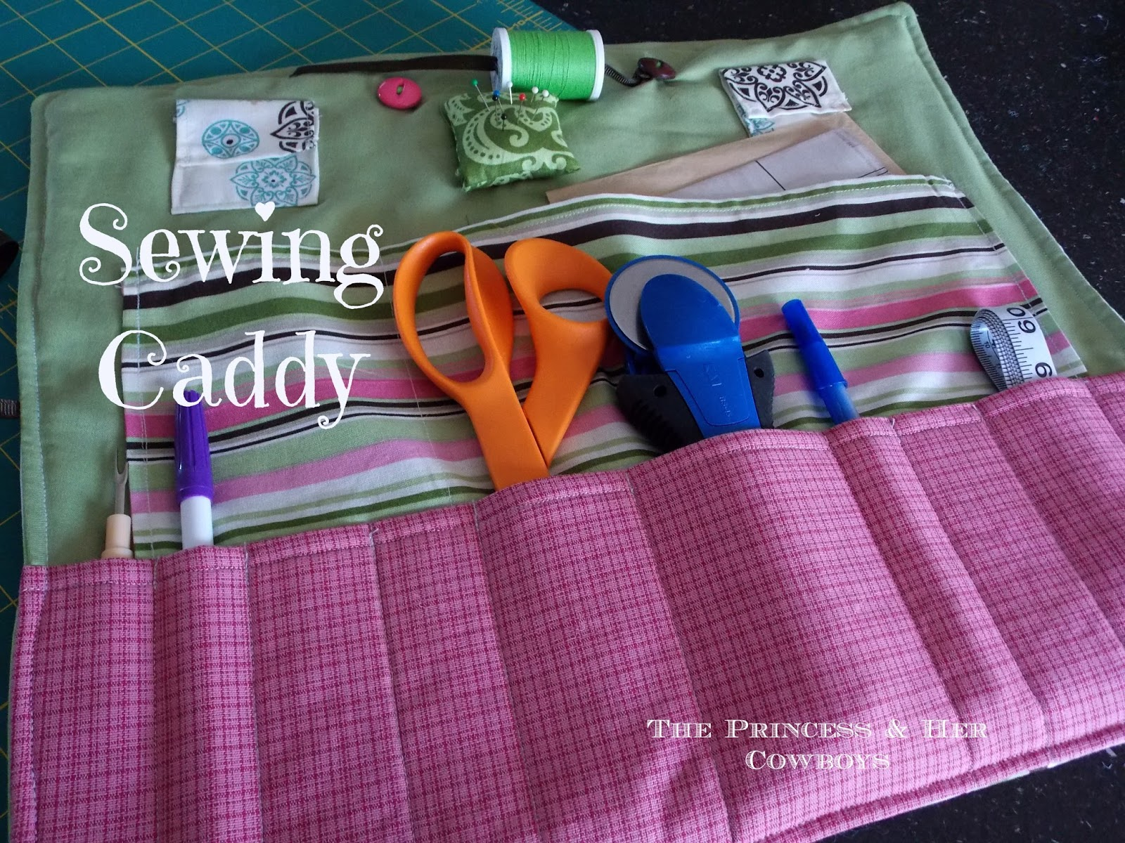 Sewing Caddy