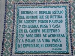 """FACHADA   """"EL ASILO"""""""