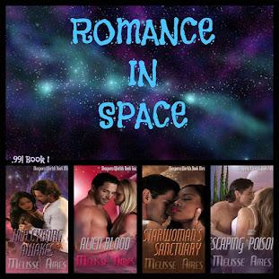 Scifi Romance!