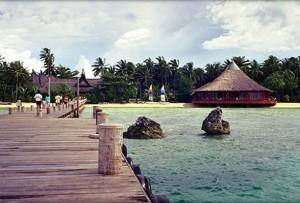 Pulau Eksotis di Kepulauan Seribu - MizTia Respect