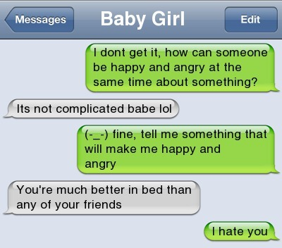 funny texts to send a girl